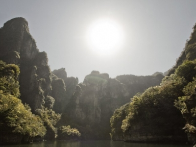 Longqianxia- a gorge of wonder