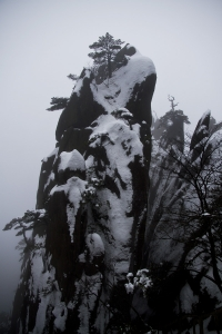 Huangshan – Winter: 'Beginning to Believe' peak.