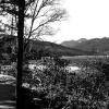 Path around the Bita lake