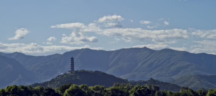 Summer Palace – Pagoda